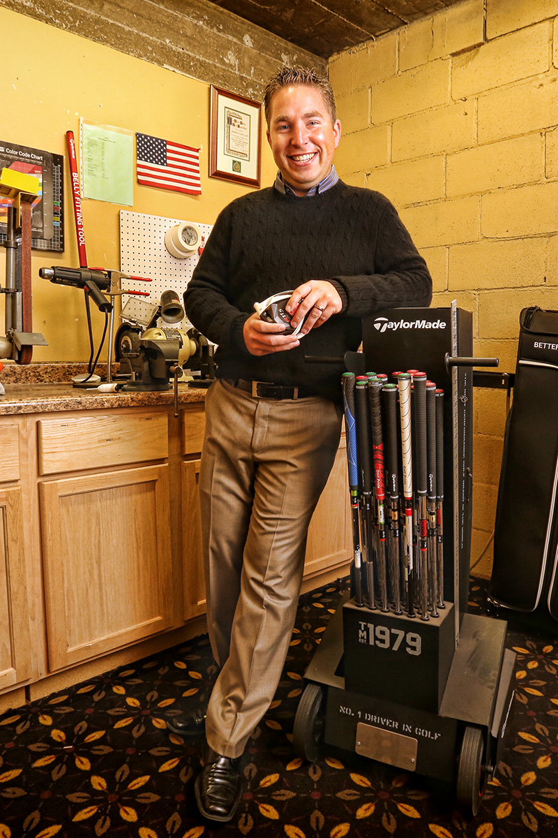 Phil Anderson, Golf Professional, Minnesota
