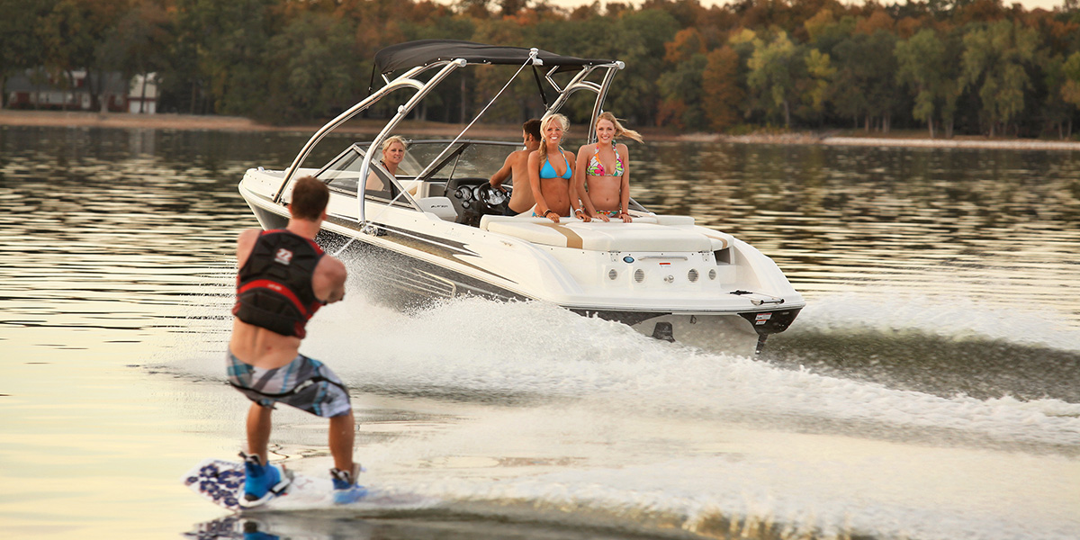 Larson Boats, Water Ski, Wake Board, Wake Board Tower, Couples, Bikini, Wake Boarding, Clearwater Lake, Minnesota